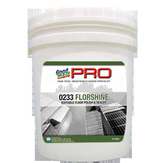 Hóa chất phủ bóng sàn gỗ Goodmaid Pro GMP 0233 FLORSHINE