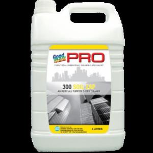 Dung dịch tẩy rửa sàn đa năng gốc kiềm Goodmaid Pro GMP 300 Soil Zap