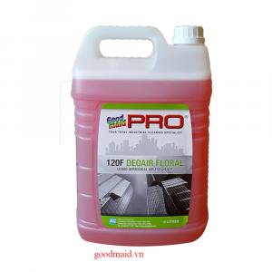 Dung dịch khử mùi Goodmaid Pro GMP 120F DEOAIR FLORAL